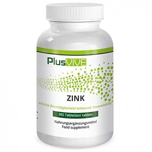 PlusVive Zink Tabletten