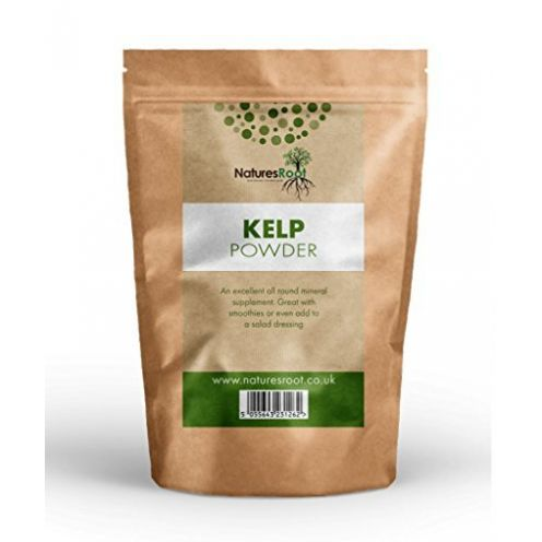 Natures Root Premium Kelp Seetang Pulver