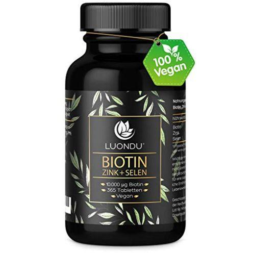 Luondu Biotin hochdosiert