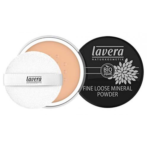 Lavera Fine Loose Mineral Powder -Honey 03-