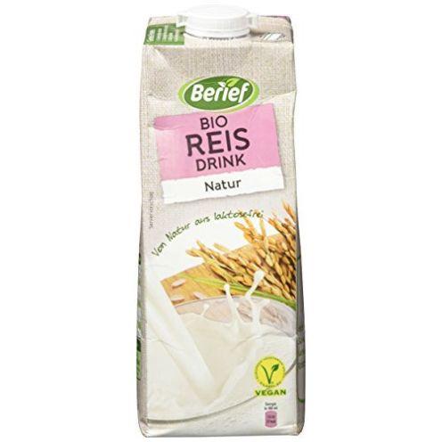 Berief Bio Reis Drink Natur