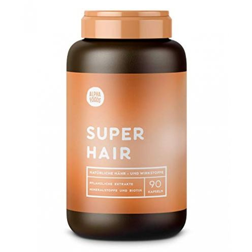 Alpha Foods Super Hair Kapseln
