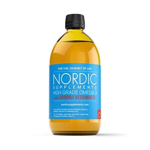Nordic Oil Omega 3 Fischöl