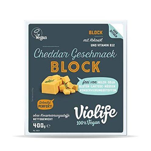 Violife Block Cheddar
