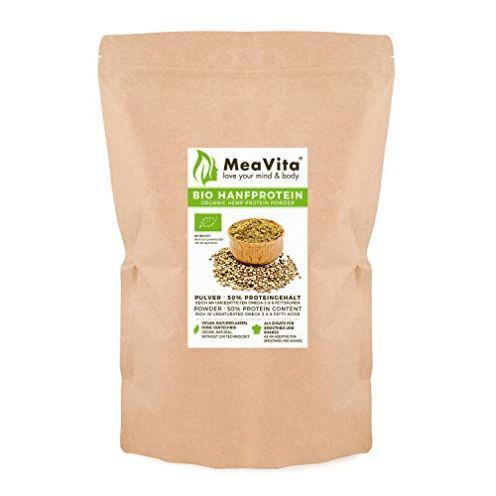 MeaVita Bio Hanfprotein Pulver