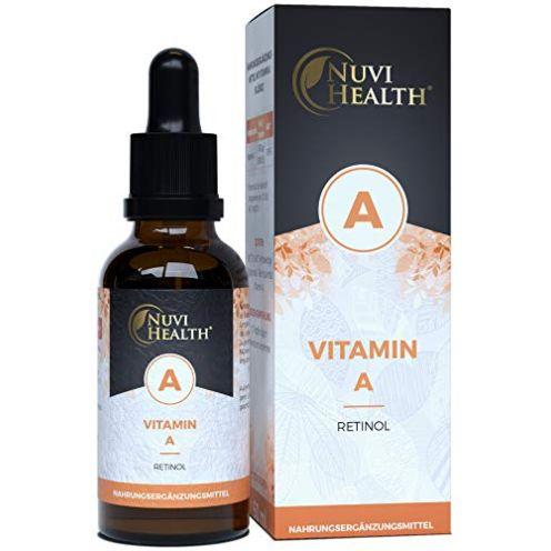 Nuvi Health Vitamin A Tropfen