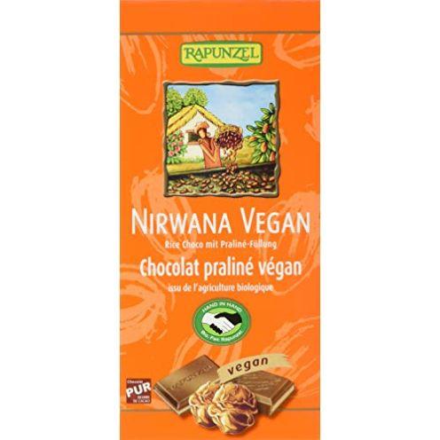 Rapunzel Nirwana vegane Schokolade HiH
