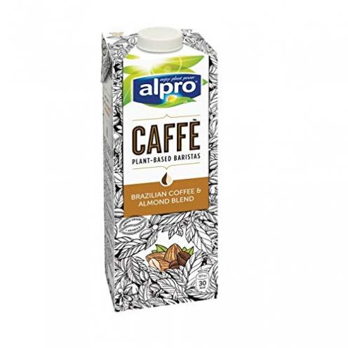 Alpro Caffe Soya Drink Brazilian Coffee