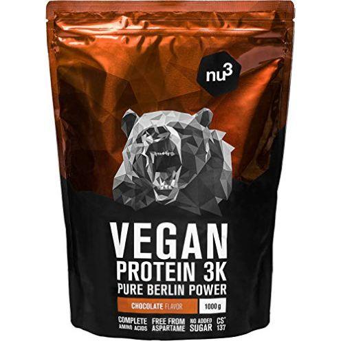 nu3 Vegan Protein 3K Shake