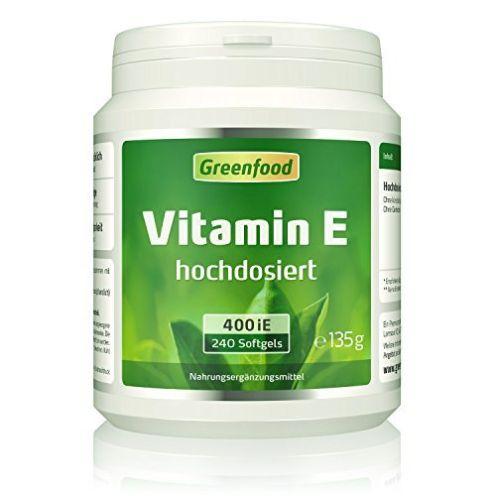 Greenfood Vitamin E
