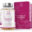 AAVALABS Vitamin B Komplex Kapseln