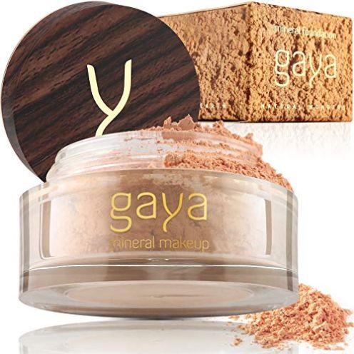 Gaya Cosmetics Mineral Foundation Puder