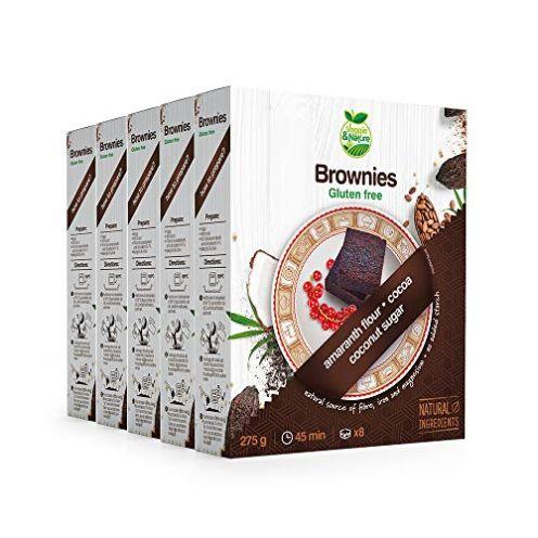 Veggie&Nature glutenfreie Brownie-Mischung