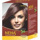 Neha Natürliche Haarfarbe mit Henna & Kräutern - DUNKEL BRAUN