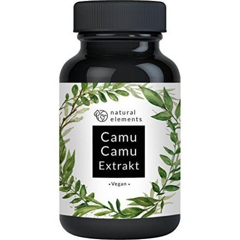 Natural Emements Camu Camu Kapseln