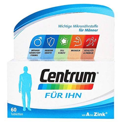Centrum Für Ihn – Hochwertiges Nahrungsergänzungsmittel