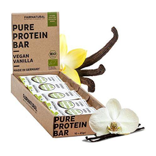 Fairprotein 3K Vegan Protein-Riegel