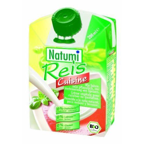 "Natumi Reis-Kochcreme ""Reis-Cuisine"""