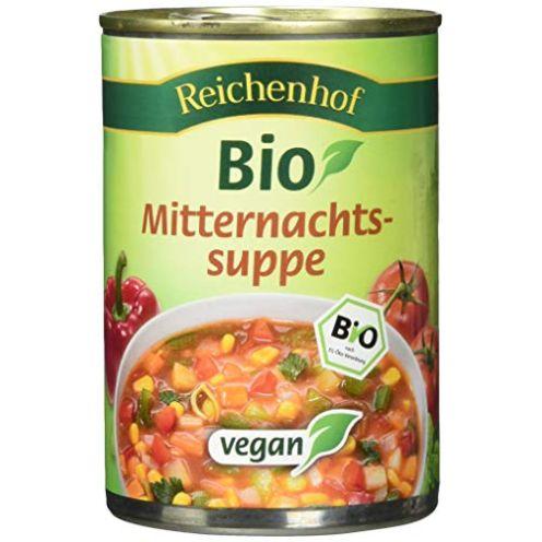 Reichenhof Bio Mitternachtssuppe vegan