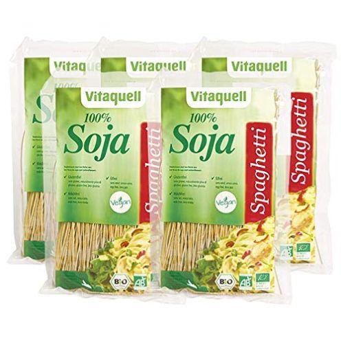 Vitaquell Soja Spaghetti Bio