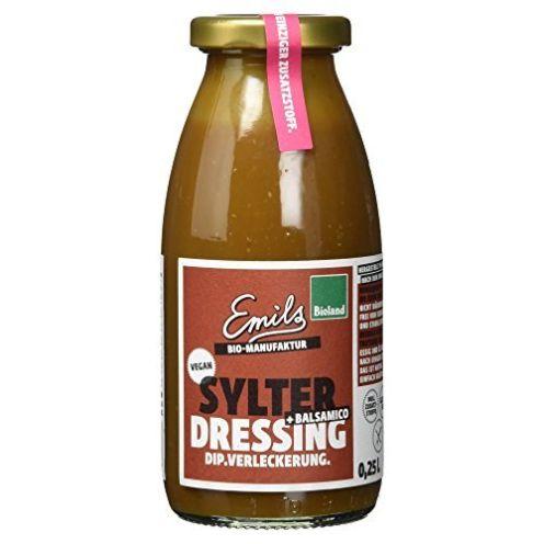 Emils Bioland Sylter Dressing plus Balsamico