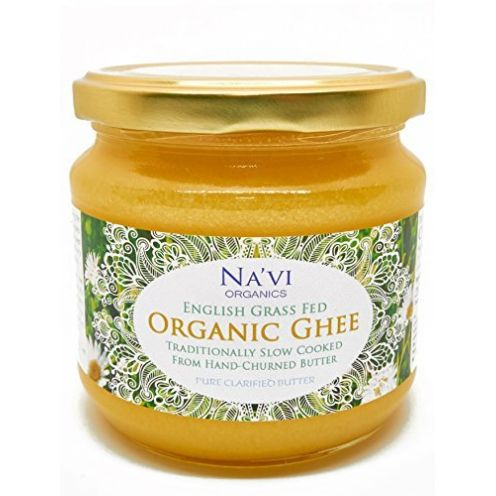 Na'vi Organics Ghee Bio Überlegene Qualität
