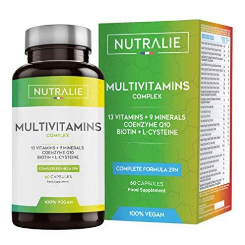 NUTRALIE Multivitamin-Kapseln