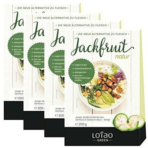 Lotao Jackfruit natur