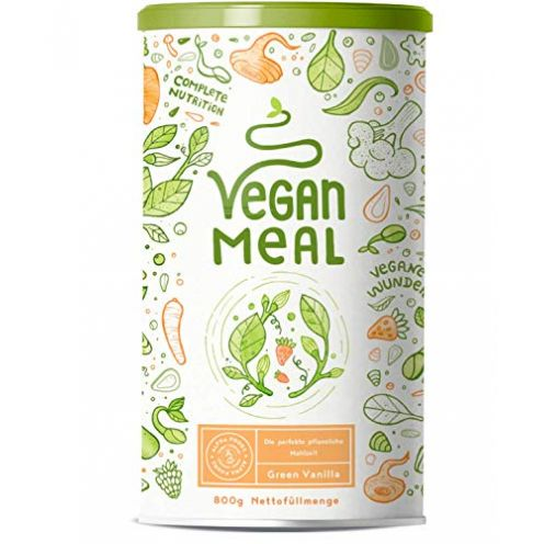 Alpha Foods VEGAN MEAL | Green Vanilla
