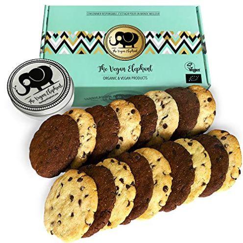 Vegan Elephant Bio Schokoladen-Kekse