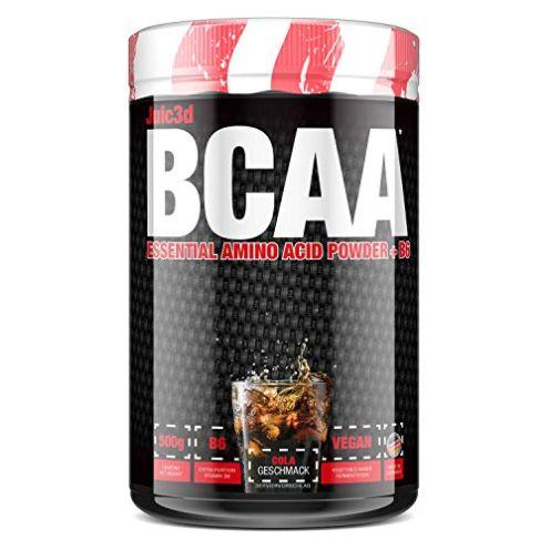 sinob Juic3d BCAA (Cola) Instant Aminosäure Pulver