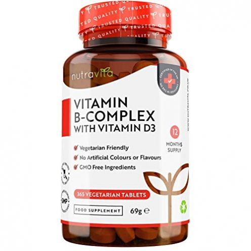 Nutravita Vitamin B-Komplex Tabletten