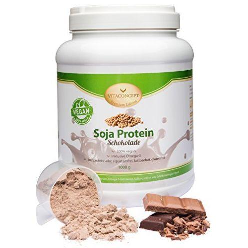 VITACONCEPT Soja Protein Schokolade