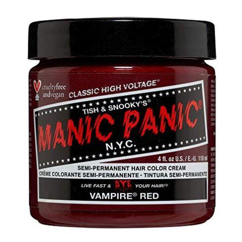 Manic Panic Vampire Red Haarfarbe