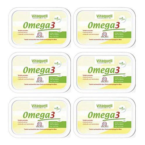 Vitaquell Omega 3 Pflanzen-Margarine