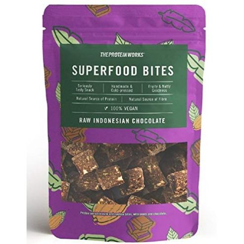 THE PROTEIN WORKS Superfood Bites Snack