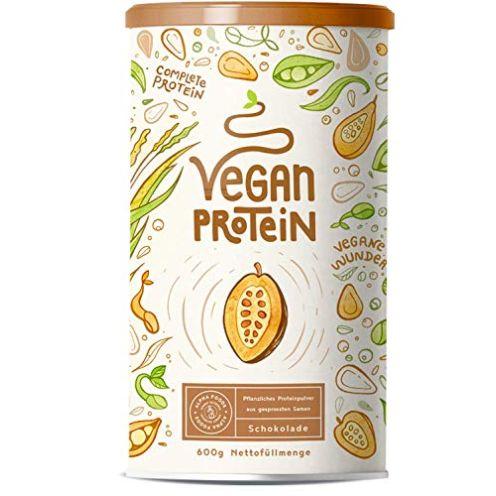 Alpha Foods Vegan Protein | SCHOKOLADE