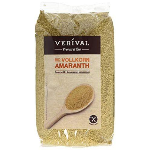 Verival Amaranth - Bio