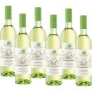 Landlust Chardonnay BIO und VEGAN QbA feinherb Weißwein