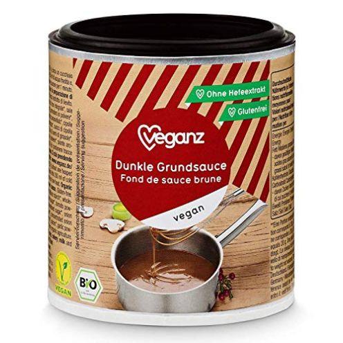 Veganz BIO Dunkle Grundsauce