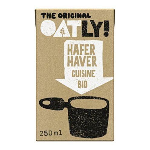 Oatly Bio OATLY Hafer Cuisine Milchersatz