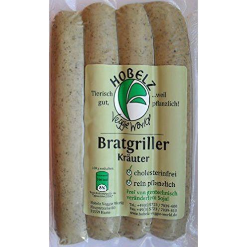 Hobelz Bratgriller Kräuter