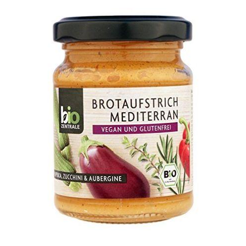 Biozentrale Brotaufstrich Mediterran