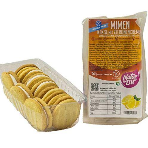 MIMEN glutenfreie Vanille Kekse