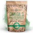 Sports & Health Omega 3 Fischöl Kapseln