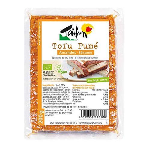 Taifun Mandel-Sesam-Tofu inkl. Kühlverpackung