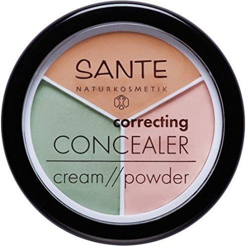 Sante Correcting Concealer 3in1