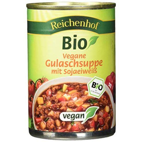 Reichenhof Bio Vegane Gulaschsuppe