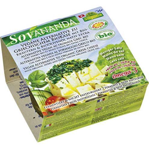 Soyana Bio Soyananda veganer Griechischer Käse