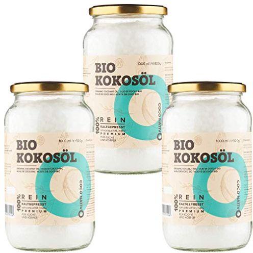 Bio Kokosöl CocoNativo